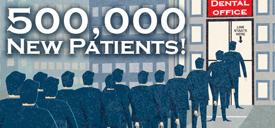500k new patients