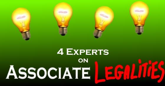 Associate legalities
