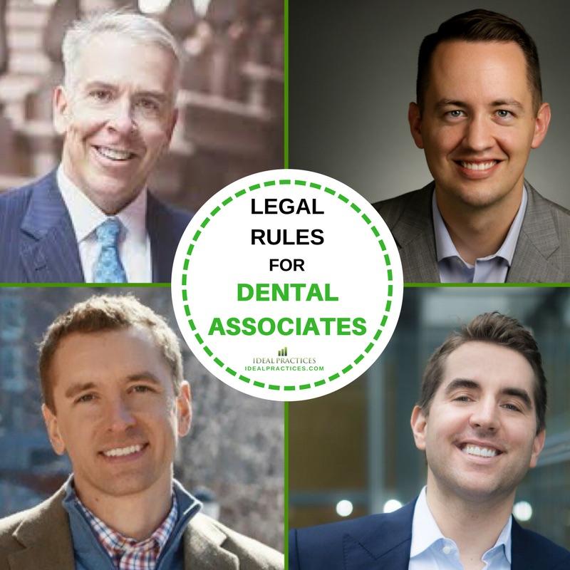 Legal Rules for Dental Associates